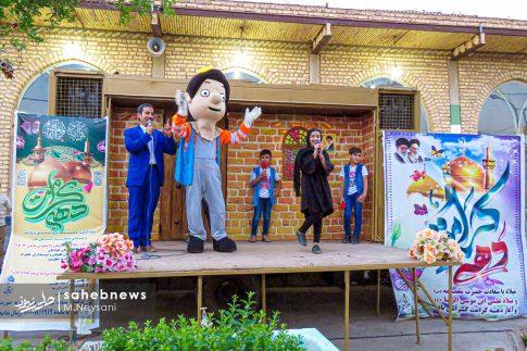 ویژه برنامه جشن دهه کرامت در شهرستان برخوار (25)