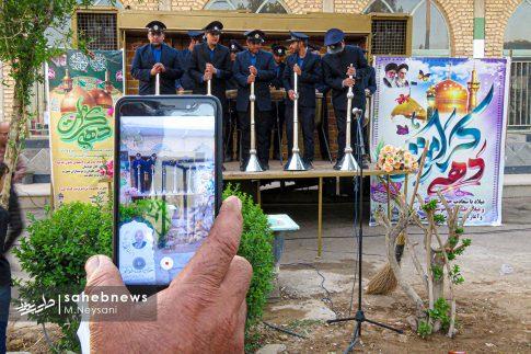 ویژه برنامه جشن دهه کرامت در شهرستان برخوار (29)