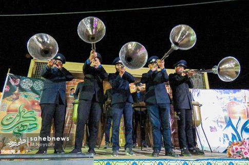 ویژه برنامه جشن دهه کرامت در شهرستان برخوار (3)