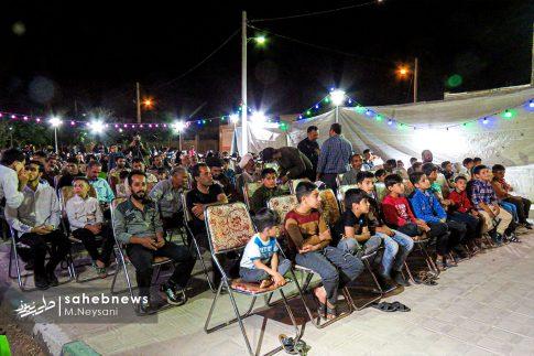 ویژه برنامه جشن دهه کرامت در شهرستان برخوار (8)