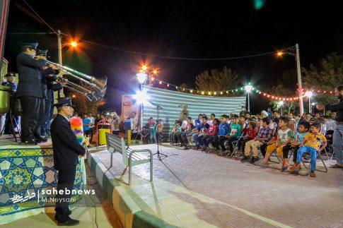ویژه برنامه جشن دهه کرامت در شهرستان برخوار (9)