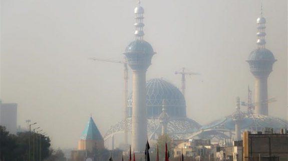 اصفهان-+هوای+ناسالم+2