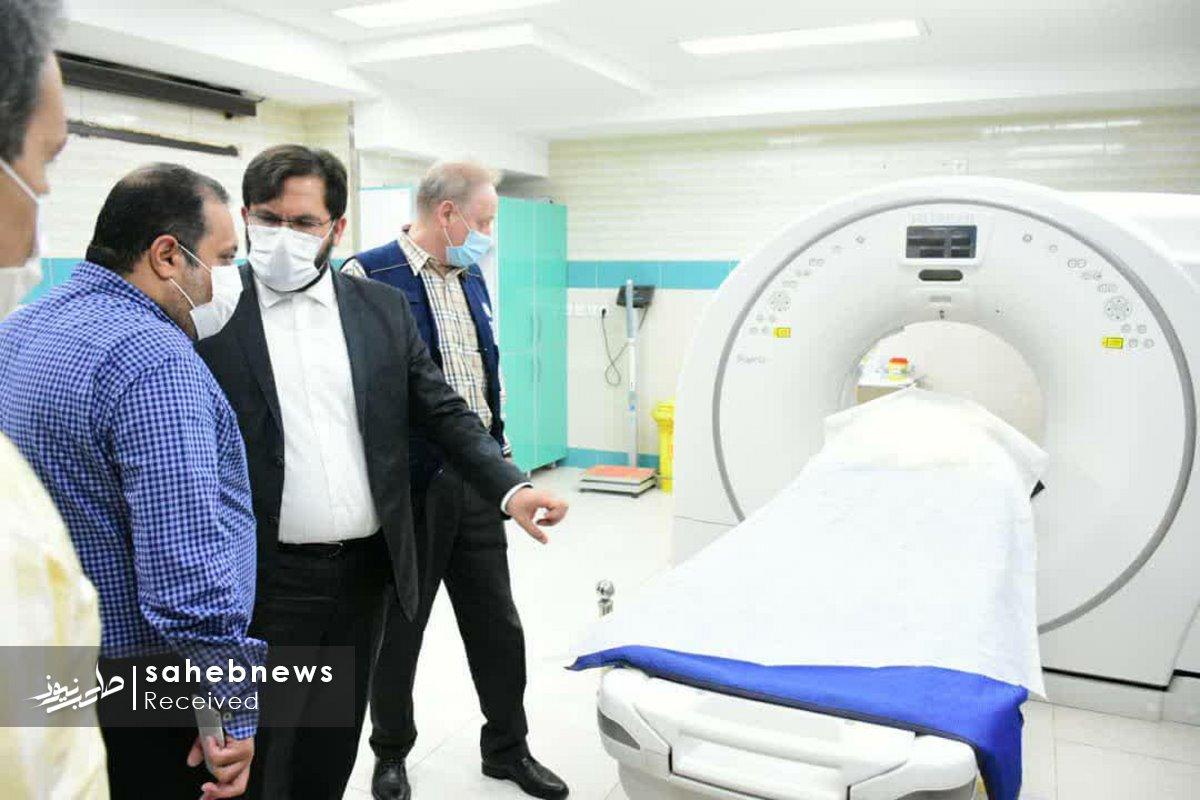 بازدید نماینده سازمان بهداشت جهانی دانشگاه علوم پزشکی اصفهان (18)