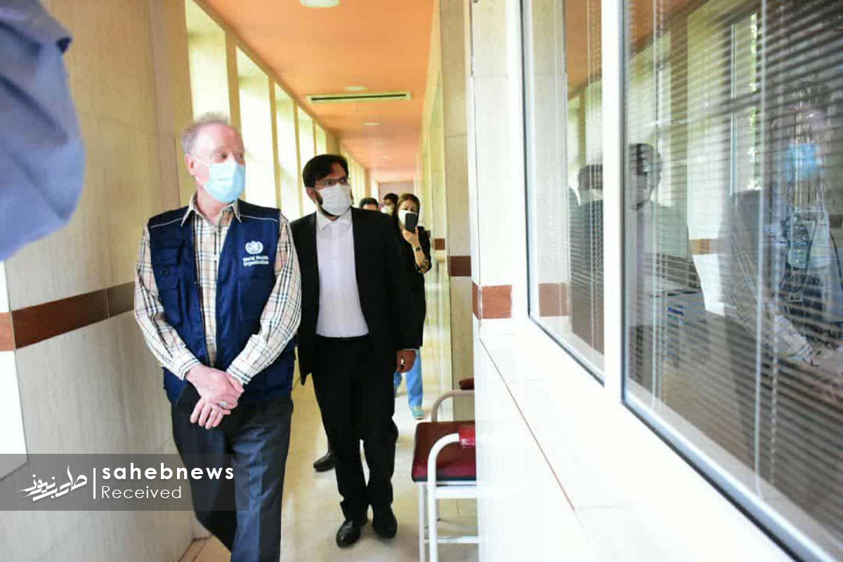 بازدید نماینده سازمان بهداشت جهانی دانشگاه علوم پزشکی اصفهان (19)