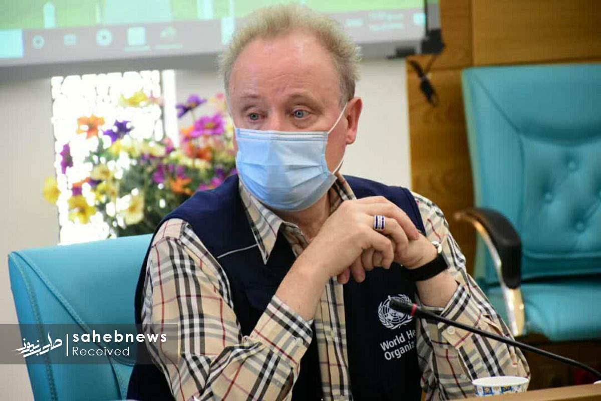 بازدید نماینده سازمان بهداشت جهانی دانشگاه علوم پزشکی اصفهان (20)