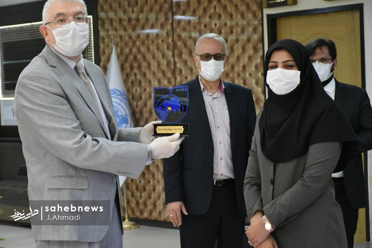 سفر سرکنسولگر روسیه به دانشگاه علوم پزشکی اصفهان (11)