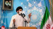 سید محمد مومنی امام جمعه حبیب آباد