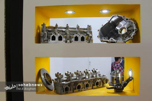 نمایشگاه قطعات خودرو اصفهان (2)