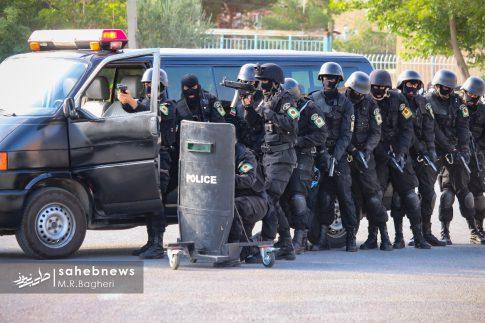 یگان ویژه پلیس اصفهان (12)