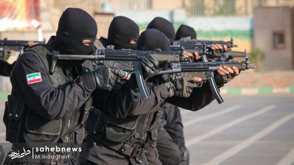 یگان ویژه پلیس اصفهان