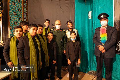اولین یادواره شهدای مدافع سلامت استان اصفهان (12)