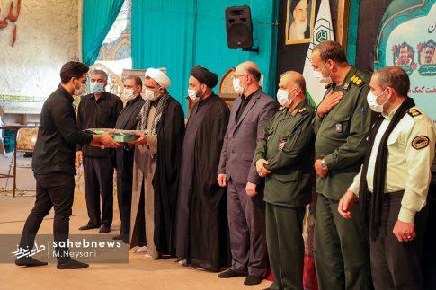 اولین یادواره شهدای مدافع سلامت استان اصفهان (23)