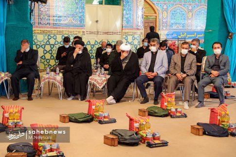 اولین یادواره شهدای مدافع سلامت استان اصفهان (25)
