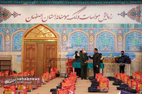 اولین یادواره شهدای مدافع سلامت استان اصفهان (36)