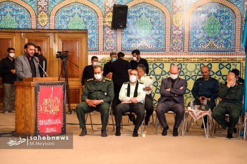 اولین یادواره شهدای مدافع سلامت استان اصفهان (5)