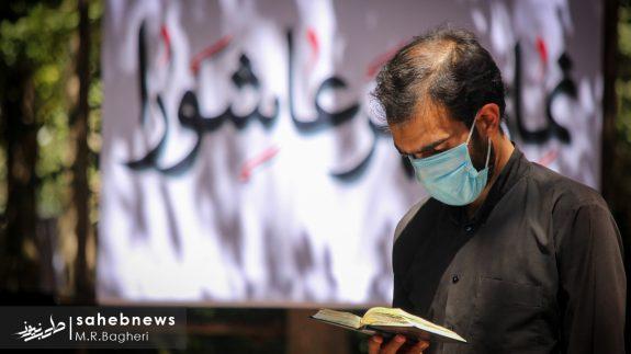 نماز ظهر عاشور اصفهان (1)
