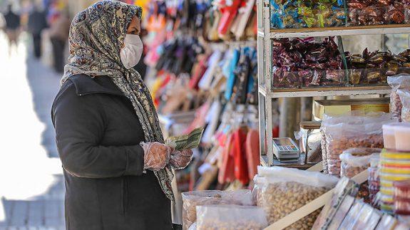 کرونا در بازار