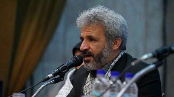 پدر شهید حججی