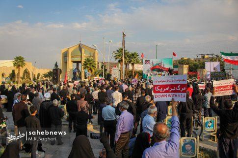اجتماع مردم اصفهان (14)