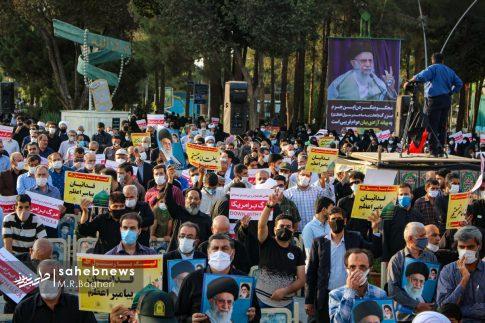 اجتماع مردم اصفهان (18)