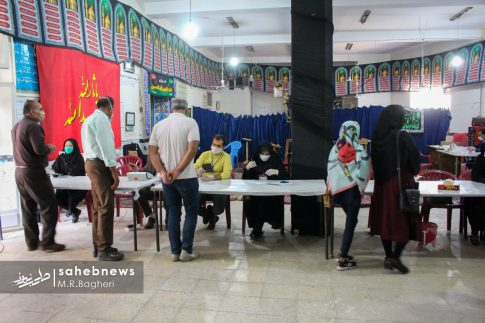 انتخابات لنجان (2)