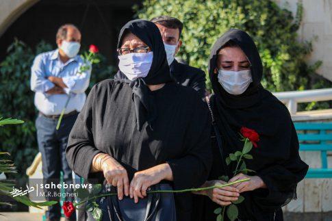 تشییع مدافع سلامت اصفهان (12)
