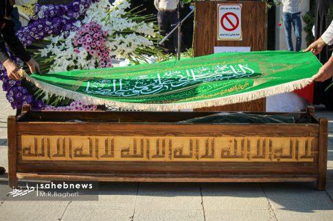 تشییع مدافع سلامت اصفهان (15)
