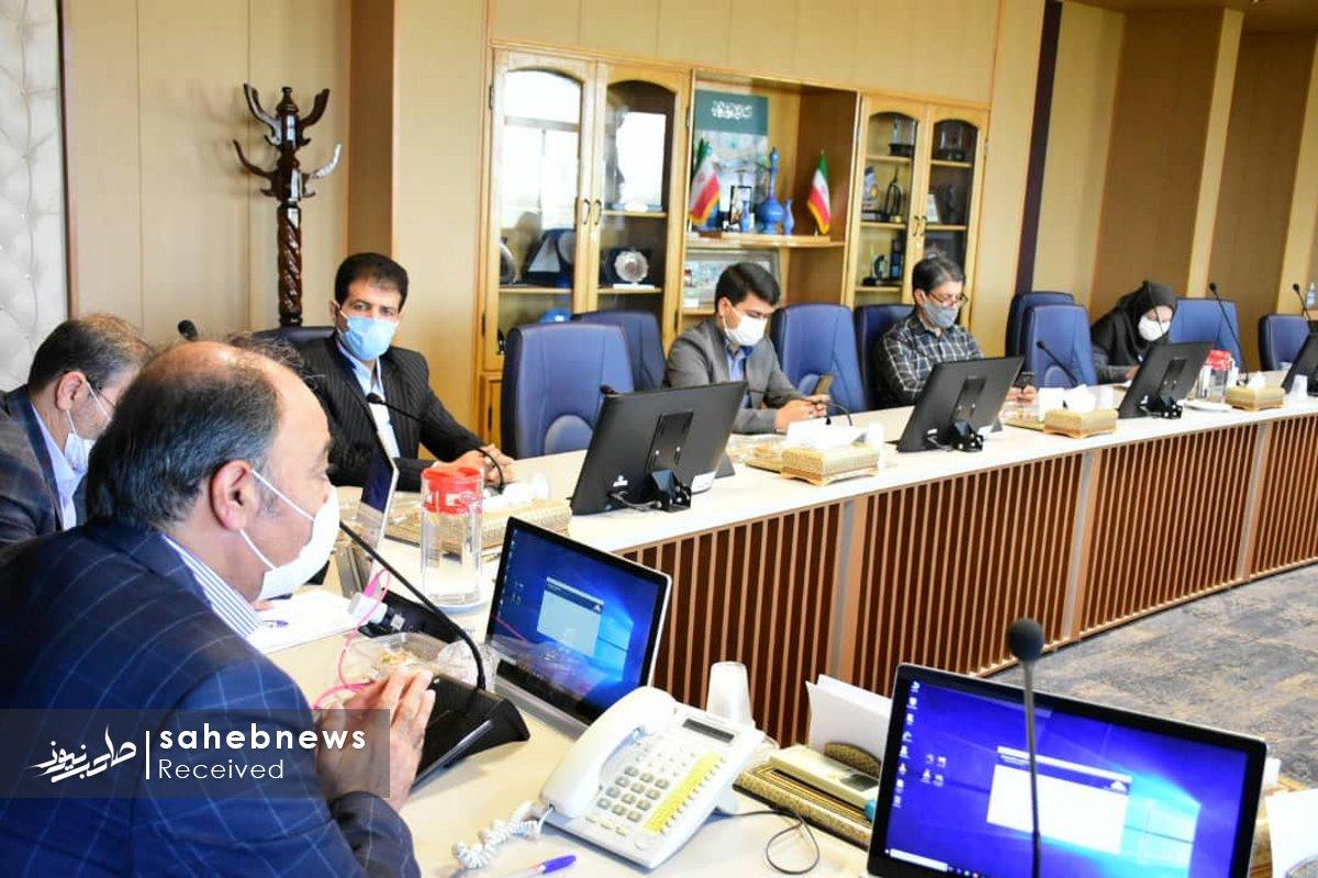 نشست خبری کرونا دانشگاه علوم پزشکی اصفهان (10)