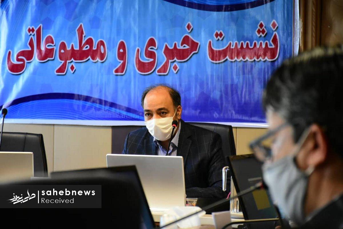 نشست خبری کرونا دانشگاه علوم پزشکی اصفهان (13)