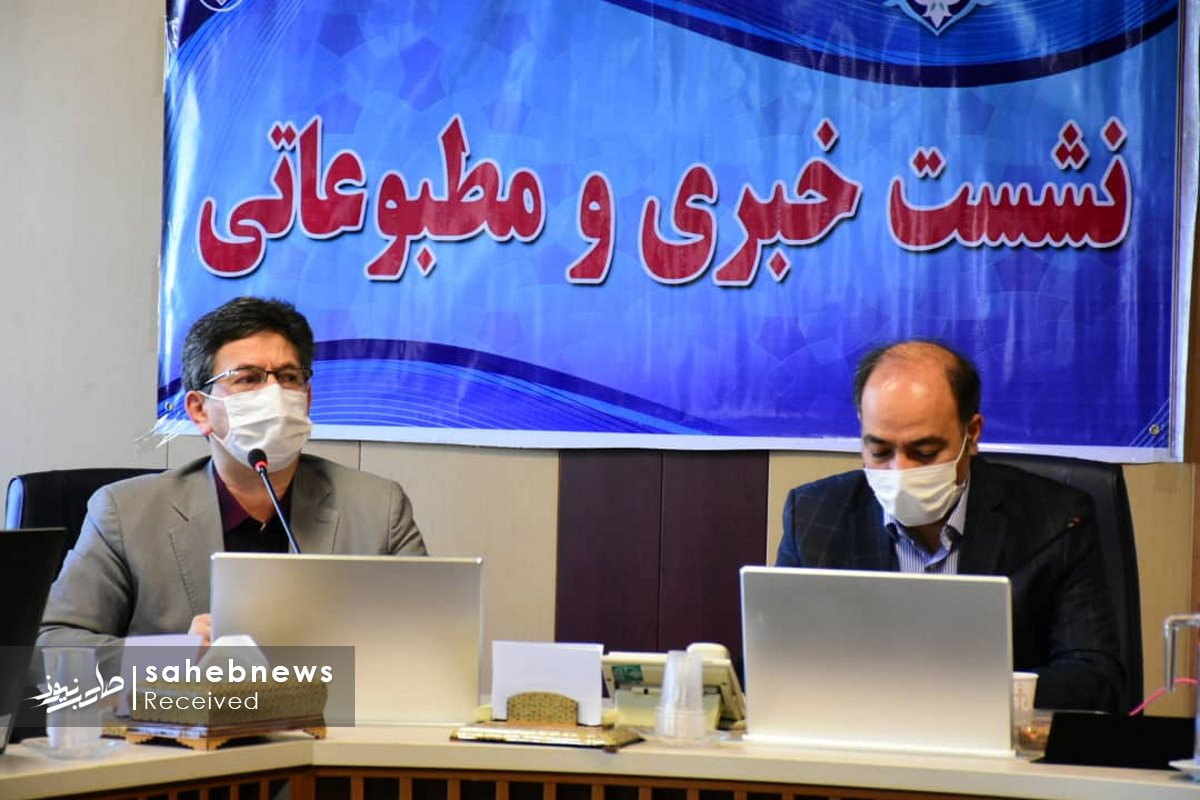 نشست خبری کرونا دانشگاه علوم پزشکی اصفهان (14)