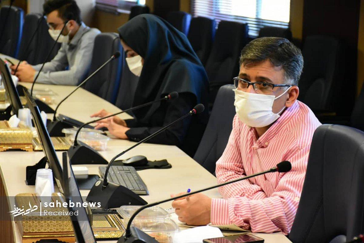 نشست خبری کرونا دانشگاه علوم پزشکی اصفهان (7)