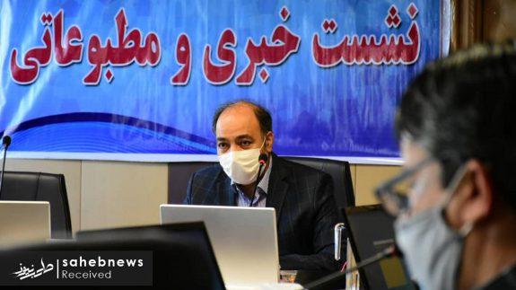 نشست خبری کرونا دانشگاه علوم پزشکی اصفهان (9)