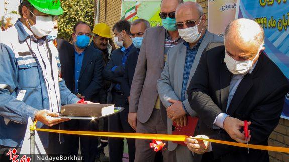 آغاز پروژه تبدیل شبکه برق فشار ضعیف به کابل خودنگهدار در برخوار (13)