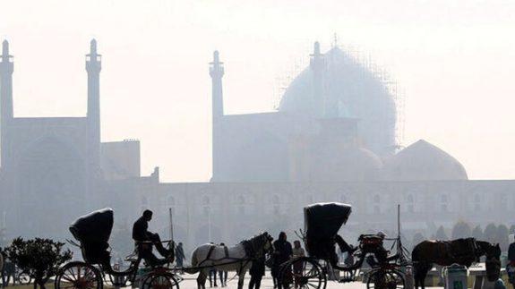 آلودگی+هوای+اصفهان