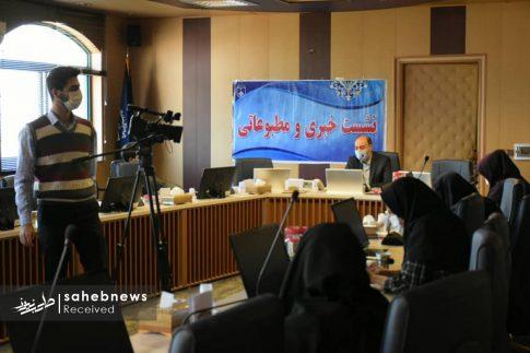 نشست خبری کرونا اصفهان (10)