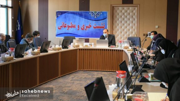 نشست خبری کرونا اصفهان (12)