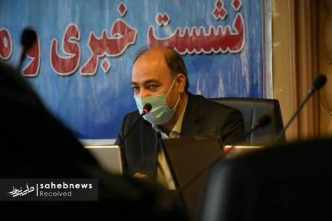 نشست خبری کرونا اصفهان (13)