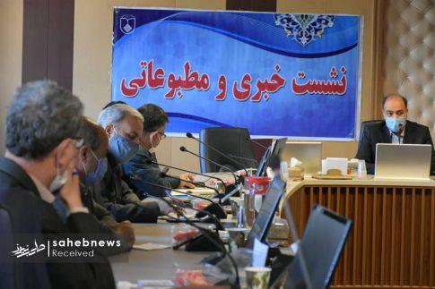 نشست خبری کرونا اصفهان (2)