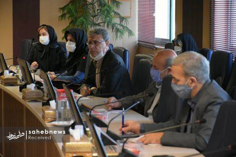 نشست خبری کرونا اصفهان (8)