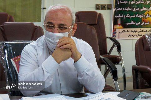 یک روز حضور حاجی دلیگانی در حوزه انتخابیه و جلسه با مدیران (10)