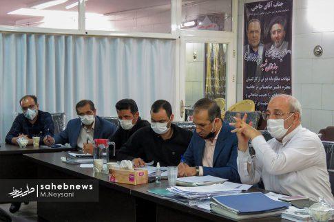 یک روز حضور حاجی دلیگانی در حوزه انتخابیه و جلسه با مدیران (11)