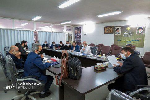 یک روز حضور حاجی دلیگانی در حوزه انتخابیه و جلسه با مدیران (16)