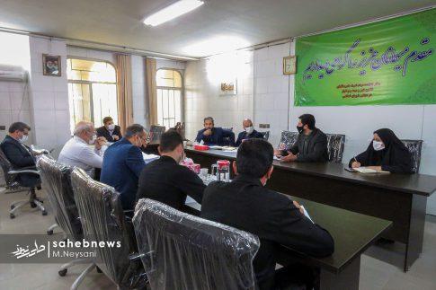 یک روز حضور حاجی دلیگانی در حوزه انتخابیه و جلسه با مدیران (17)