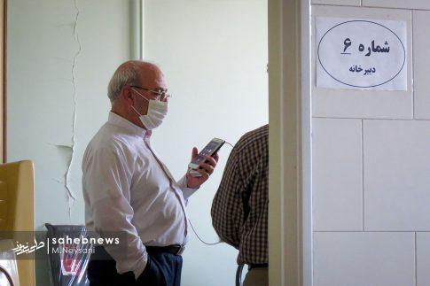 یک روز حضور حاجی دلیگانی در حوزه انتخابیه و جلسه با مدیران (5)