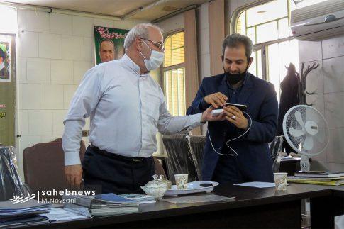 یک روز حضور حاجی دلیگانی در حوزه انتخابیه و جلسه با مدیران (6)