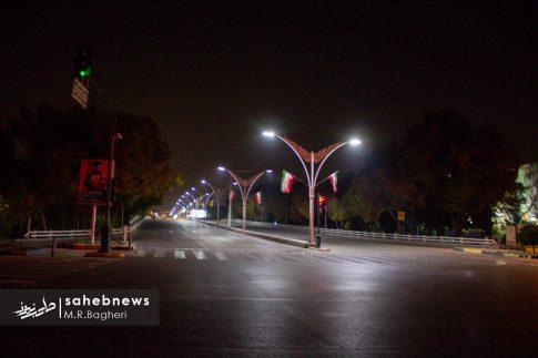 محدودیت های تردد در اصفهان (10)
