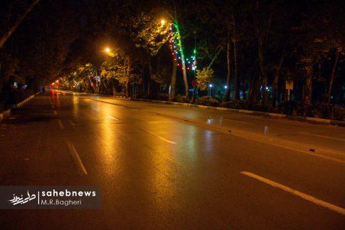 محدودیت های تردد در اصفهان (11)