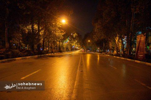 محدودیت های تردد در اصفهان (12)