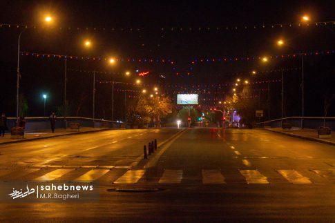 محدودیت های تردد در اصفهان (13)