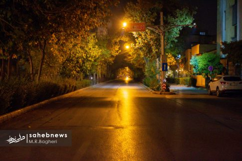 محدودیت های تردد در اصفهان (14)